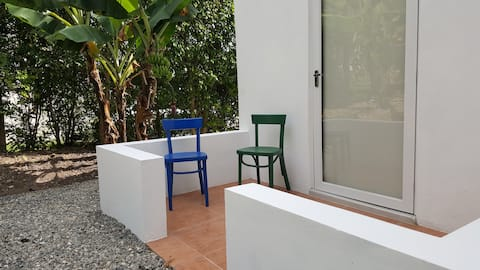 Garden apartment @ 10 Charlemont