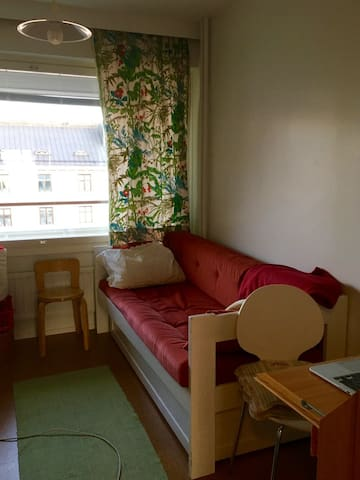 A cozy room in Turku center