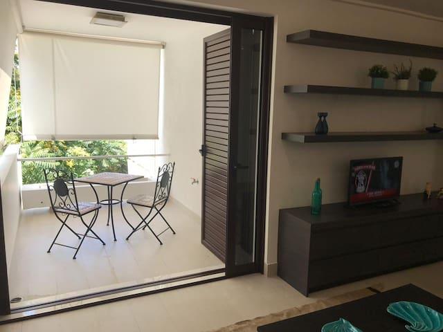Cozy and comfortable studio across Balux beach