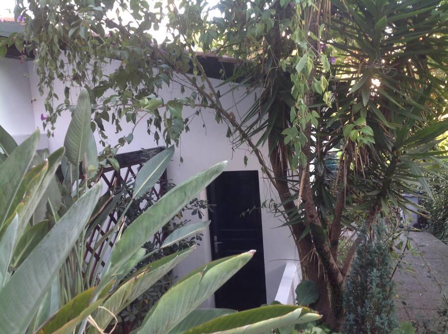 Chambre ind pendante dans jardin maisons louer saint - Chambre d hote saint jean de luz pas cher ...