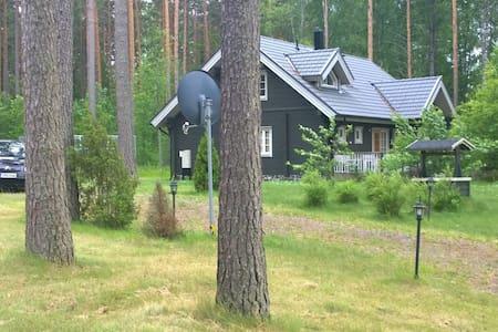 Country House in the Woods - Ruokolahti