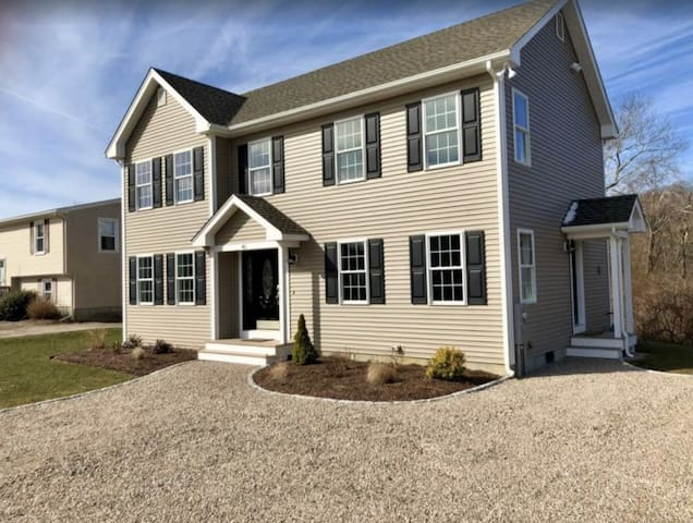 New 3 Bedroom,  2.5 Bath Home with Central AC