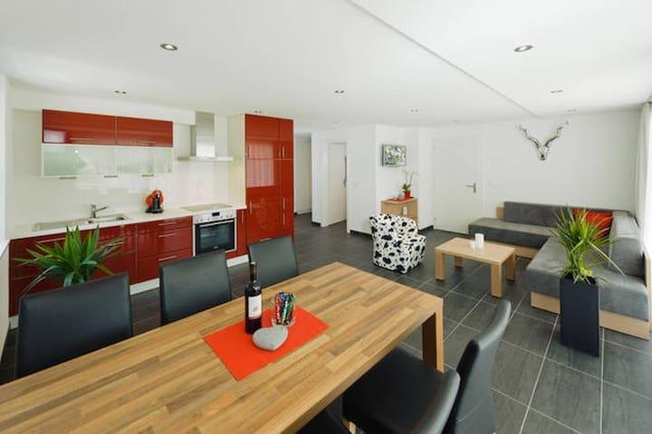 4,5 Zimmer Wohnung - Saas-Almagell