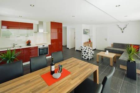 4,5 Zimmer Wohnung - Saas-Almagell - 公寓
