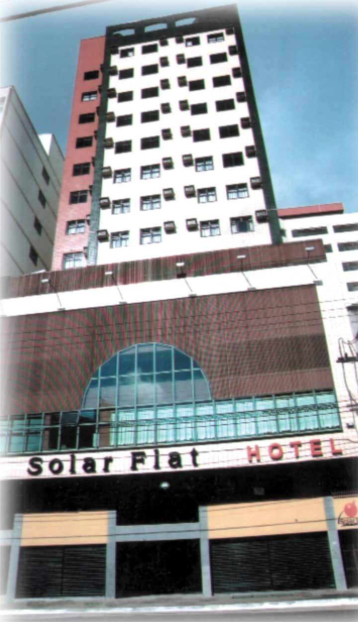Solar Flat Hotel, Sinta se em casa