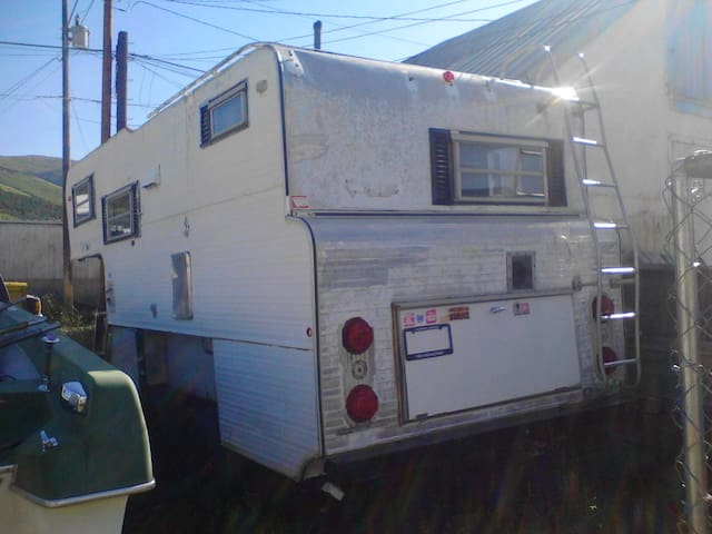 Back Lot Camper  - VERY BASIC