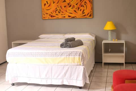 Your Home in Fortaleza - Comfy private room!