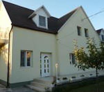 Bridgehaus - Balatonfüred - House