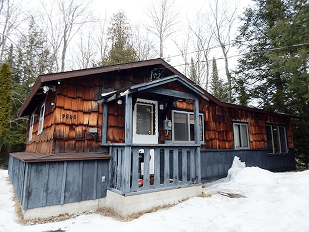 BLACK BEAR LODGE- Snowmobile trails and skiing areas nearby!