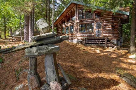 Whispering Pines Retreat Redstone Lake Haliburton