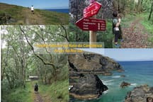 Rutas de senderismo (hiking trails)