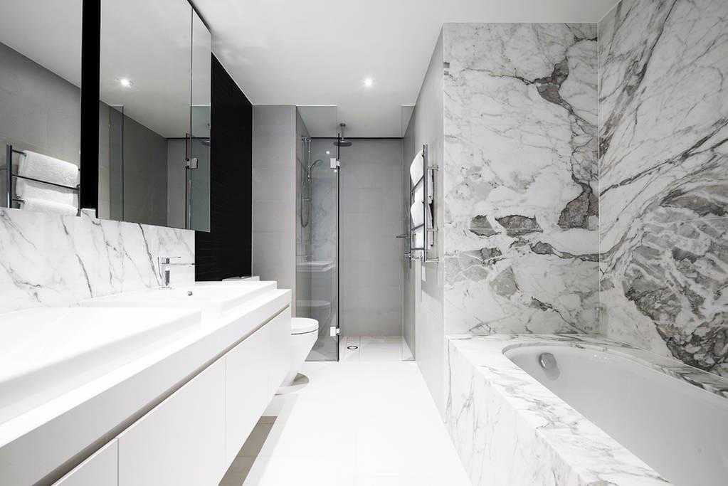 Luxurious bathroom ensuite