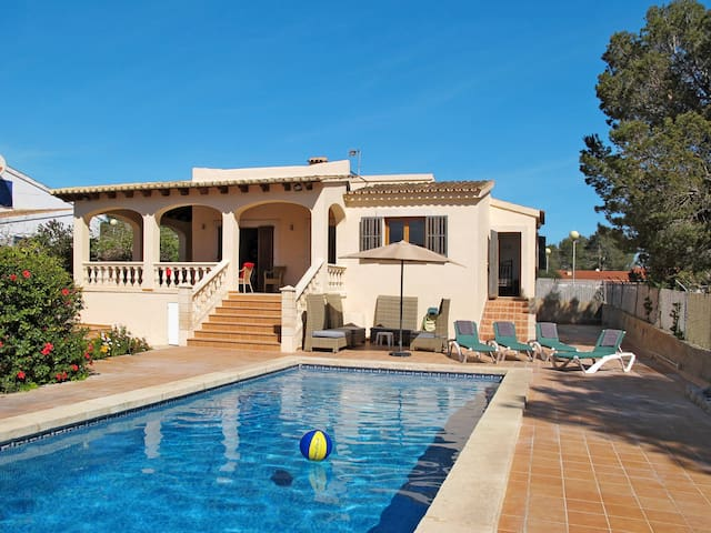 Holiday home in Cala Pi