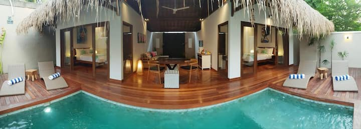 PEra Romantic One Bed Private Villa Gili Trawangan