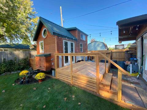 Tiny House (The Birdhouse)