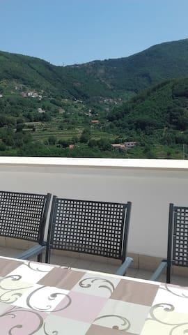 """La """"Casina"""" Monte di Grazia - Tramonti - Apartamento"""