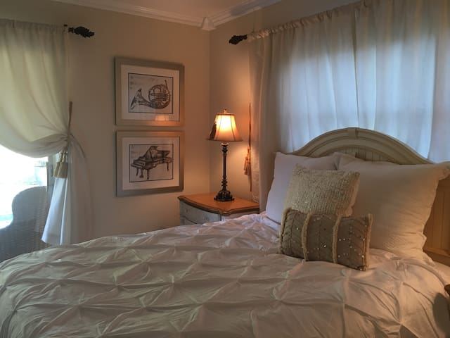 charming guest suite with private entrance