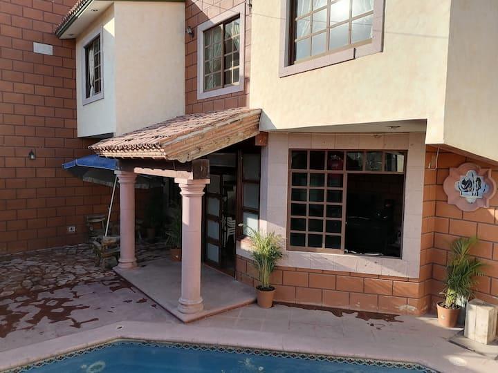 Hermosa casa en Temixco, Morelos
