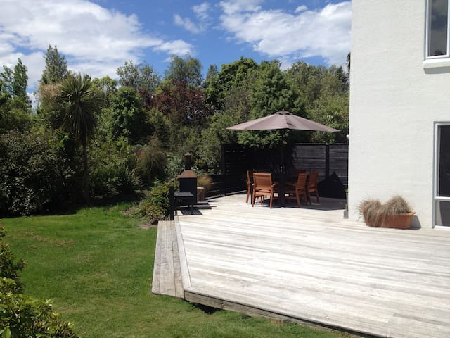 Comfortable Country Home - West Melton - Ev