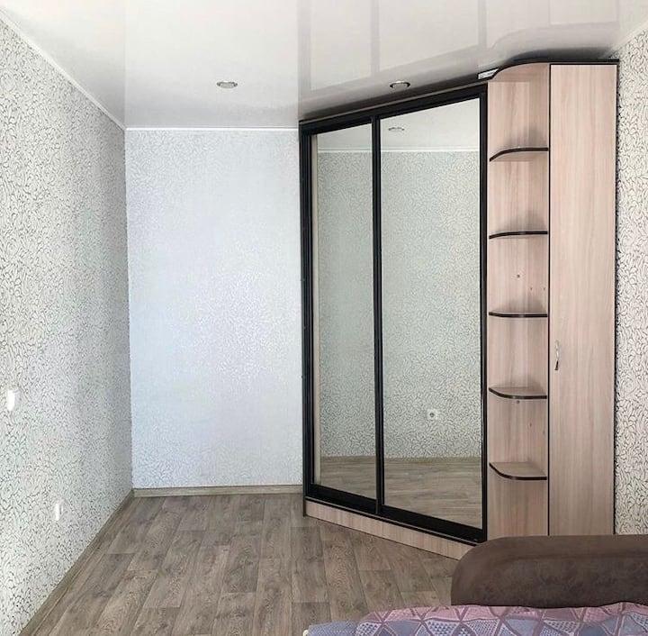 1 комнатная квартира рядом с аквапарком Улёт