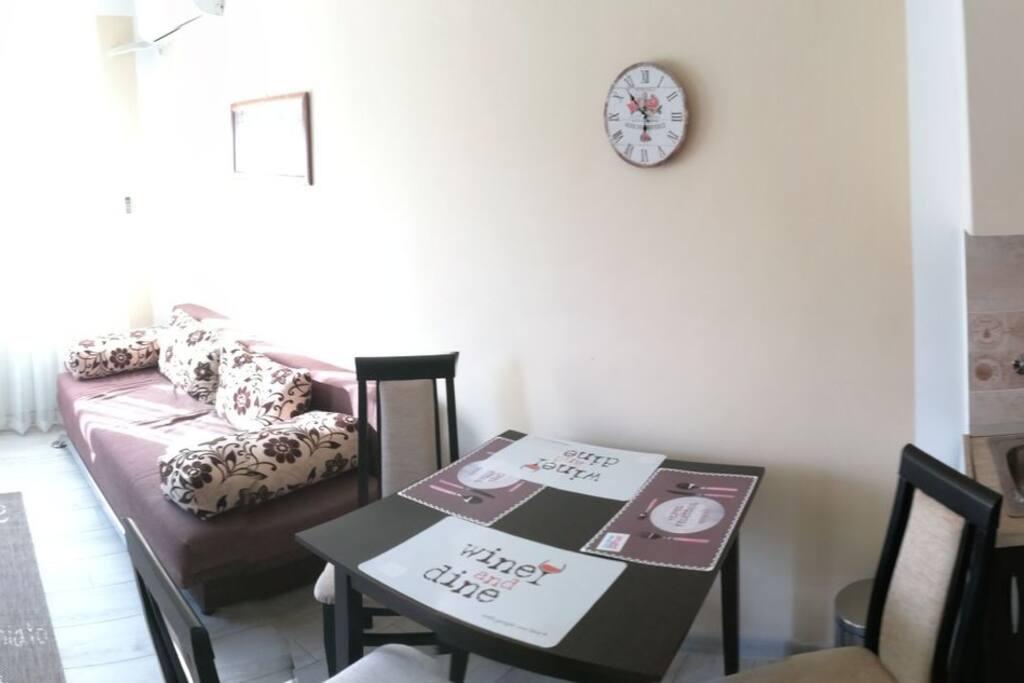 Living/dining-room