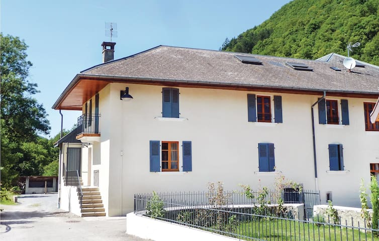 Holiday apartment with 3 bedrooms on 100m² in Faverges