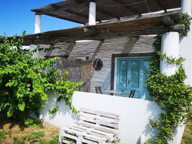La Sciara deliziosa e panoramica tiny house.