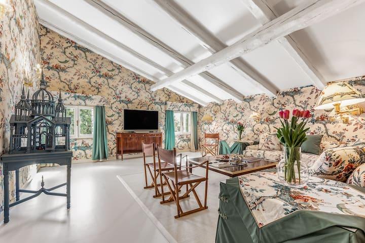 Casa di Hubert de Givenchy
