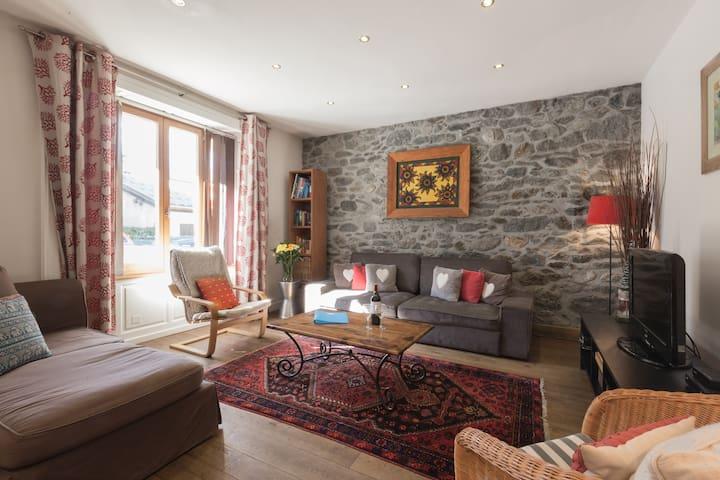Lodge aux Praz - Chamonix Valley - Chamonix - Lägenhet