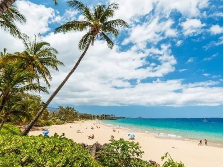 Beach, View, Comfort: Maui Vista 2BR 2BA