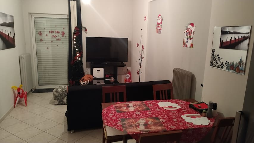THE BEST APARTMENT IN LARISA (Christmas mood)