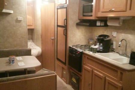 Quiet Country RV Living - Big Spring