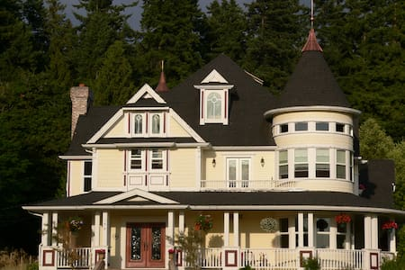 Peaceful Comfort in Sammamish Victorian Home - Sammamish - Haus
