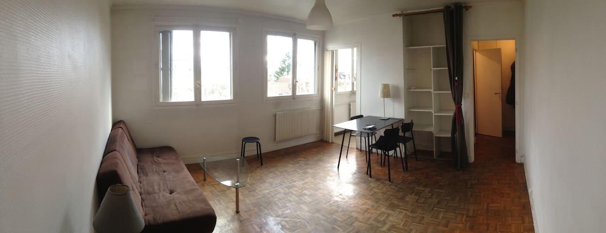 residences les acacias F1 de 28 m2 - Bondy - Appartement
