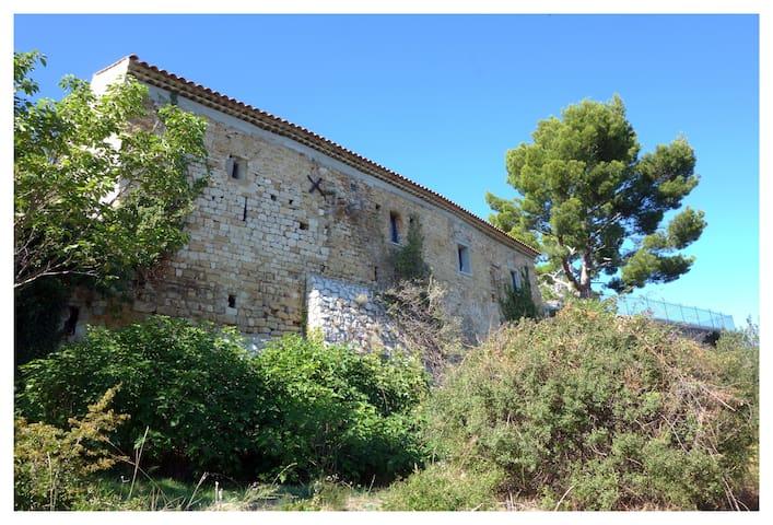 Charme, terrasse et vue en Provence! - Volx - House