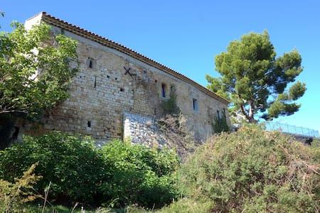 Charme, terrasse et vue en Provence! - Volx