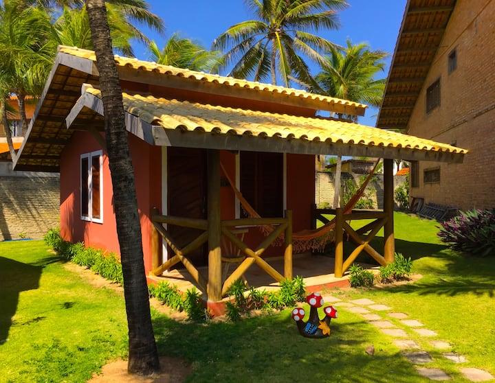 Hotel Pousada Beleza das Ondas Bangalô duplo