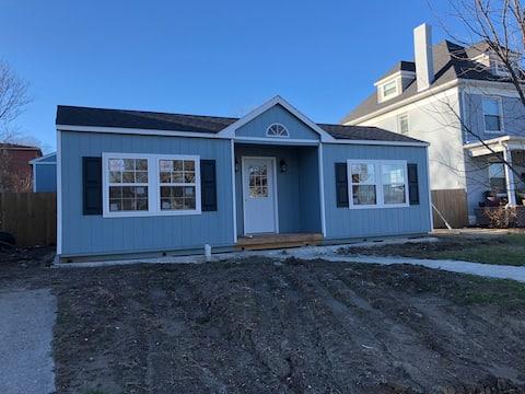 Little Blue Cottage