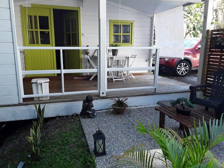 Charmant Chalet F2 avec belle terrasse