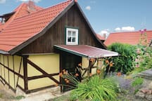 Holiday cottage with 1 bedroom on 43 m² in Blankenburg