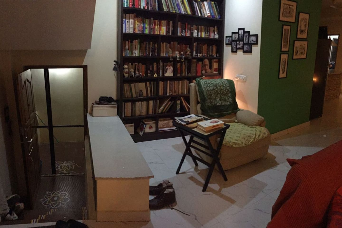 study zone. can be used by guest