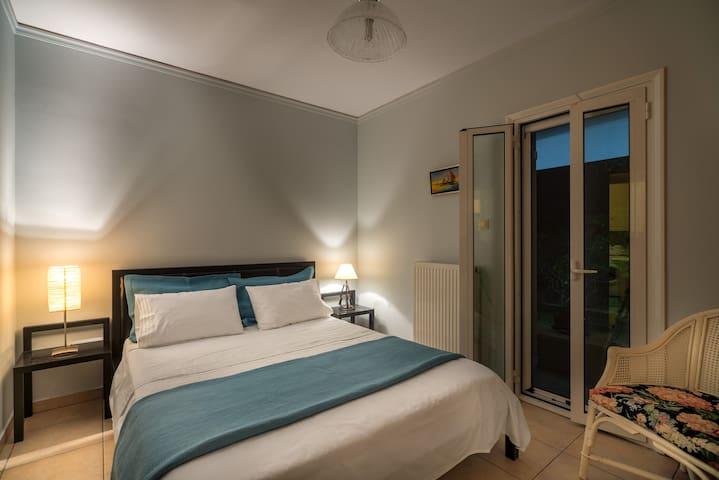 3ο υπνοδωμάτιο με δυο μόνα κρεβάτια