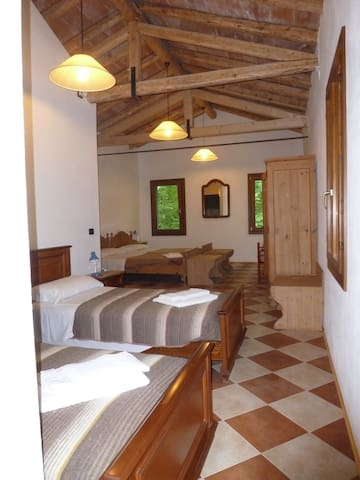 Apartment in Venitian countryside. - Torre di Mosto - Wohnung