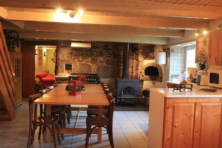 Cottage Alisiers heart of nature Vosges 14 pax - Ventron