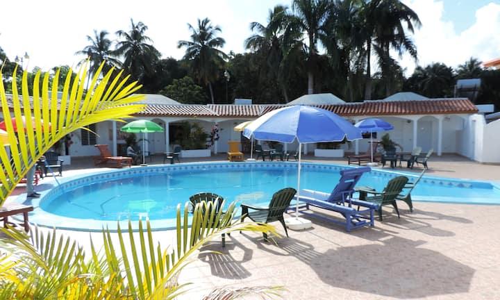 La Maravilla #6 en Villa con piscina