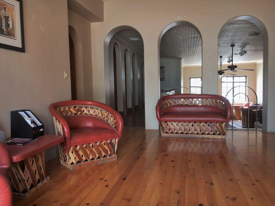 Guest Foyer
