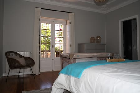 Vila Louro - Santa Cruz - Superior double room I - Silveira