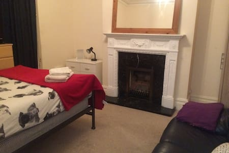 Lincoln Westend Double Room, 5 mins to centre - Lincoln