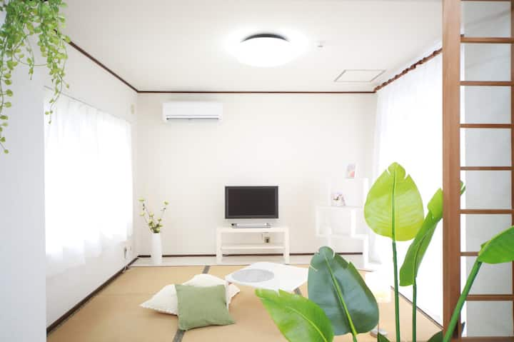 12 people  available ☆Villa in Higashioumi Shiga