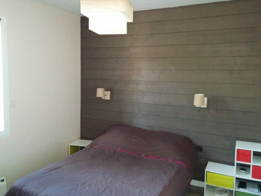 Chambre privative RDC